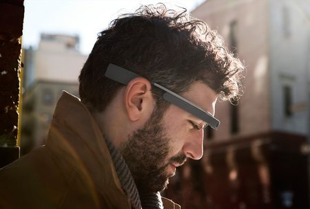 Google Glass: Take photos just by winking, thanks to Winky app
