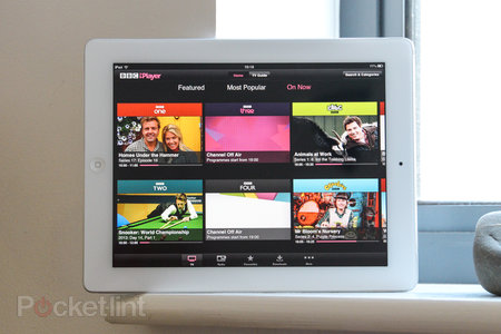 BBC iPlayer for iOS updated, better AirPlay functionality and easier to watch live TV on iPad