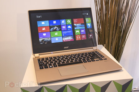 Acer Aspire V7 pictures and hands-on