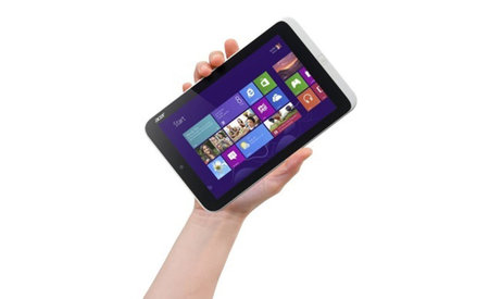 First small-screen Windows 8 tablet leaked on Amazon, Acer Iconia W3