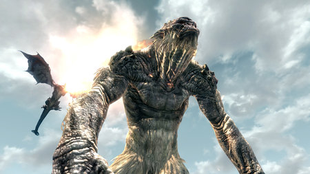 Skyrim mod goes all Pacific Rim: giant monsters inbound - photo 3