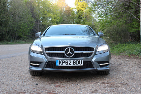 Mercedes-Benz CLS 250 CDI BlueEfficiency AMG Sport Shooting Brake review - photo 16