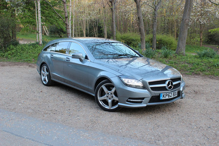 Mercedes-Benz CLS 250 CDI BlueEfficiency AMG Sport Shooting Brake review - photo 9