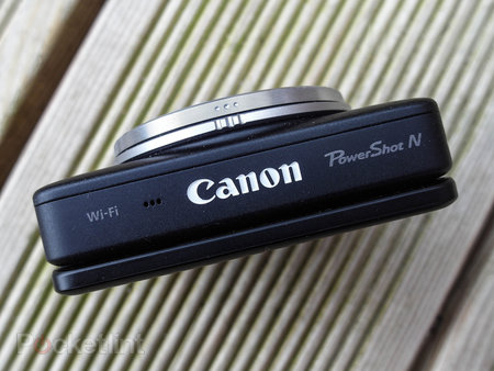 Canon PowerShot N review - photo 4