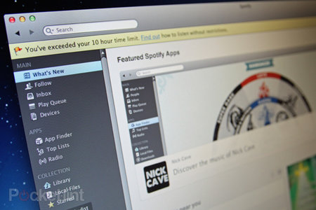 Downloadify Chrome plug-in let you download tracks from Spotify for free, but loophole has closed