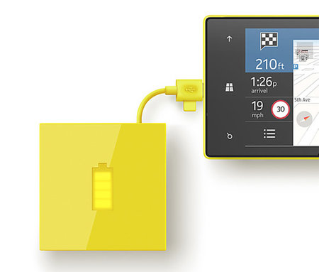 Nokia portable USB charger invokes the spirit of Lego - photo 1