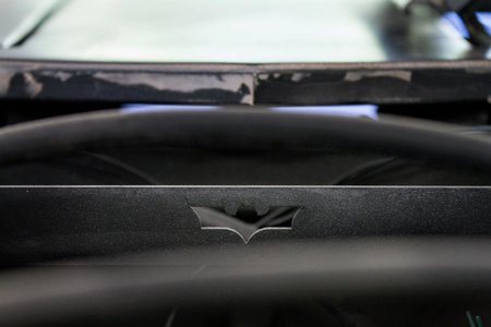 Batmobile to race in Gumball rally, team builds custom Batman Tumbler - photo 4