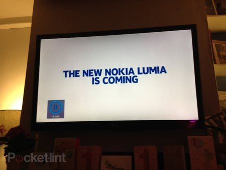 New Nokia Lumia teased in Channel 4 advert ahead of Tuesday UK reveal