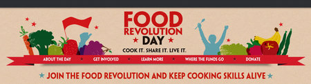 Website of the day: Food Revolution Day