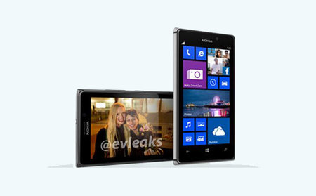 Nokia Lumia 925 press image leaked on eve of official unveiling: Nokia Smart Camera on board?