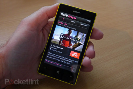 BBC iPlayer for Windows Phone 8 launched