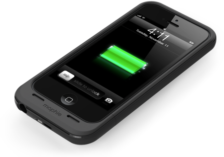Mophie adds third Juice Pack for the iPhone 5, this time with 120 per cent more battery