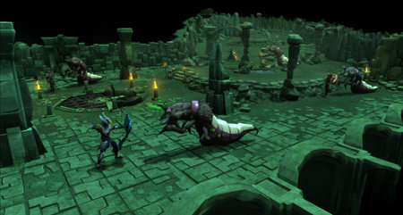 Runescape 3 MMORPG coming to iPad in time, will work on some Android devices from 22 July launch - photo 13