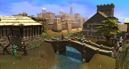 Runescape 3 MMORPG coming to iPad in time, will work on some Android devices from 22 July launch - photo 14