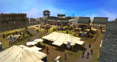 Runescape 3 MMORPG coming to iPad in time, will work on some Android devices from 22 July launch - photo 3