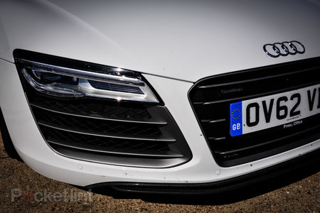 Audi R8 V10 Plus pictures and hands-on - photo 5