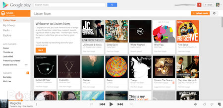 Hands-on: Google Play Music All Access review - photo 1