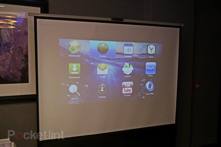 Philips PicoPix PPX 3610 projector lets you ditch the PC, runs Android - photo 5