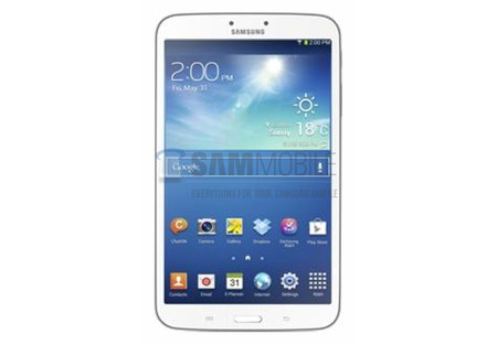 Samsung Galaxy Tab 3 8.0: Alleged press pic and specs leaked