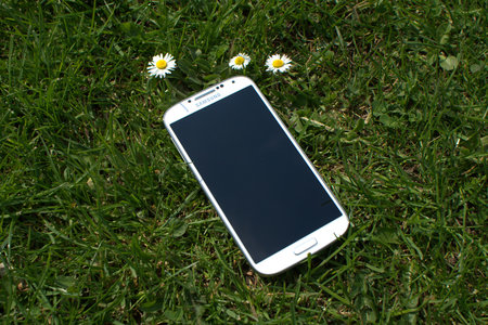 Samsung Galaxy S4 - photo 1