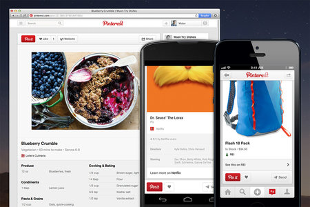 Pinterest redesign brings more info to what you pin