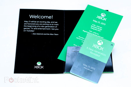 Xbox 720: We're here in Seattle ready to see a new generation of console revealed