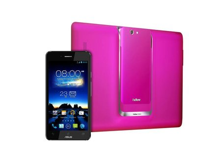 Hot pink Asus Padfone Infinity tests your bravery for colour - photo 1