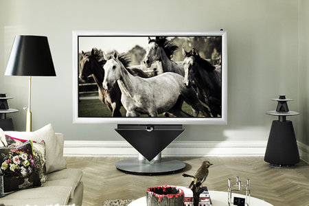 Bang & Olufsen BeoVision 4-85   review