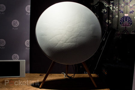 Bang & Olufsen BeoPlay A9 pictures and hands-on