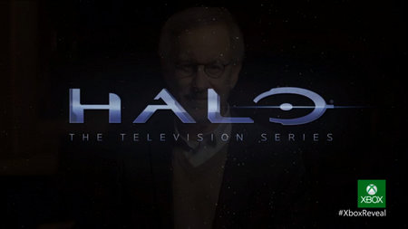 Microsoft announces Halo TV series for Xbox One produced by Steven Spielberg