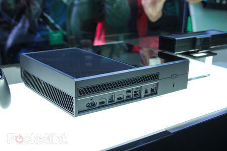 Xbox One: A first look at the new console, Kinect and controller - photo 6