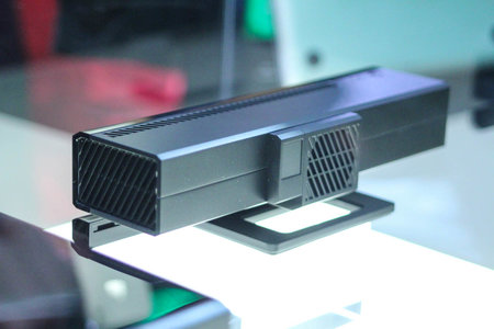 Xbox One: A first look at the new console, Kinect and controller - photo 7