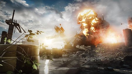 EA reveals Battlefield 4 for Xbox One, PS4