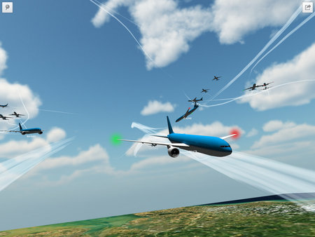 App of the day: Plane Finder 3D review (iPhone and Android) - photo 1