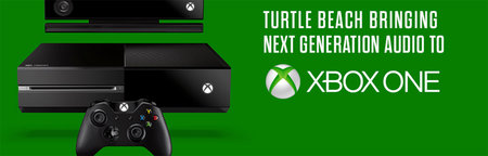 Turtle Beach goes next gen, announces Xbox One accessory plans
