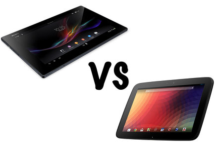 Sony Xperia Tablet Z vs Nexus 10: Which is best for you?