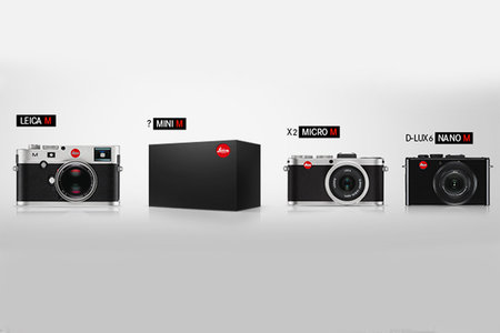 Leica teases new Mini M camera, due for launch 11 June