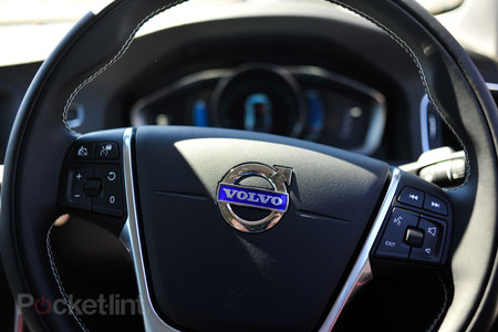 Volvo V60 D6 plug-in hybrid pictures and hands-on - photo 6