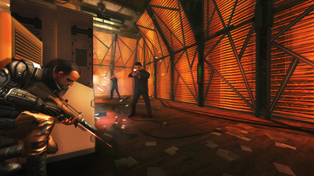 Deus Ex: the Fall for iPhone and iPad preview - photo 2