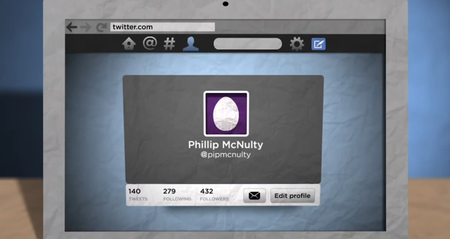 Twitter offers inline profile editing, drag and drop for photos