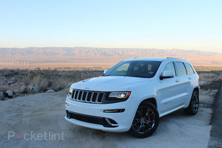 Jeep Grand Cherokee SRT review - photo 17