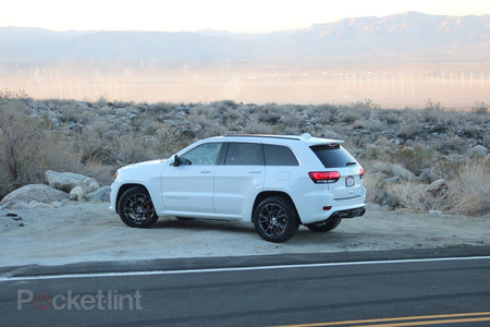 Jeep Grand Cherokee SRT review - photo 21
