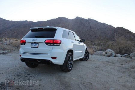 Jeep Grand Cherokee SRT review - photo 25