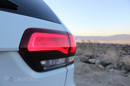 Jeep Grand Cherokee SRT review - photo 26