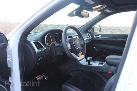 Jeep Grand Cherokee SRT review - photo 29