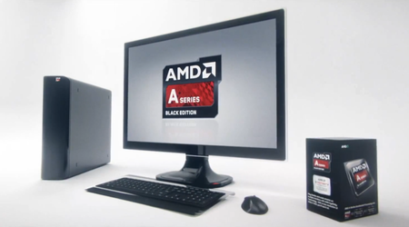 AMD's A-Series APU trailer shows off power behind Xbox One, PlayStation 4