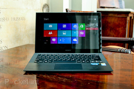 Sony Vaio Pro 11 pictures and hands-on