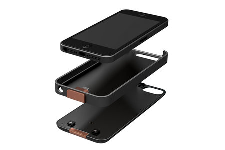 Duracell Powermat brings wireless charging, extended battery, to your iPhone 5