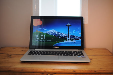 Asus VivoBook S500 review - photo 1