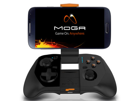 Moga Power Series controllers will charge your Android as you play - photo 2